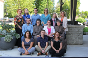 The FLPC's music therapy staff. (2015)