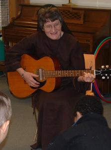 Sister Mary Margaret. (2015)