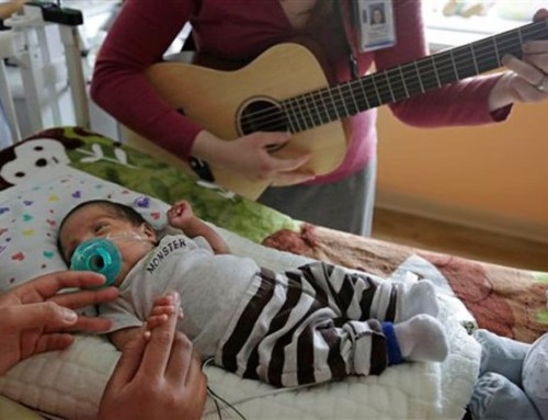 Music Therapy for Premature Babies