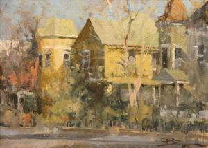 Roger Dale Brown-The Process Of Creating Plein Air Paintings @ Franciscan Life Process Center - Lowell Campus | Lowell | Michigan | United States