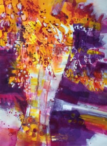 Kathleen Mooney-Color and Acrylics @ Franciscan Life Process Center | Lowell | Michigan | United States