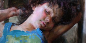 "Mary Qian-""Edges and Color"" @ Franciscan life Process Center 