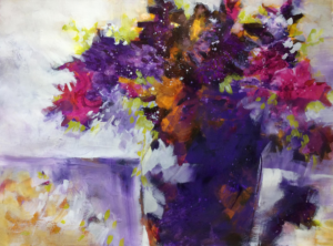 Kathleen Mooney – FOCAL POINT and Acrylics! @ Franciscan Life Process Center | Lowell | Michigan | United States